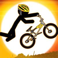 Stickman Bike Pro Ride