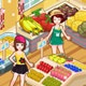 Girls Fruit Shop