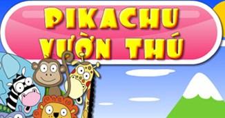 Pikachu vườn thú