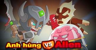 Anh hùng vs Alien