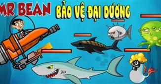 MrBean bảo vệ đại dương