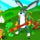 Thỏ diệt bọ