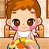 Nhóc tỳ háu ăn
