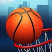 Tập ném bóng rổ