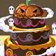 Shaquita's Haloween Cake Maker by Dark-Maidens