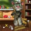 Mèo Tom dọn phòng