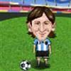 Messi tâng bóng