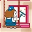 Lau cửa kính