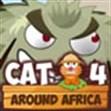 Mèo du ngoạn Phi châu