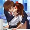 Kiss trong văn phòng
