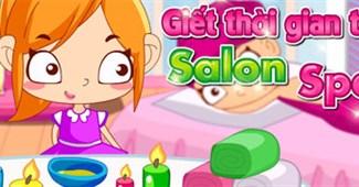 Giết thời gian tại Salon Spa