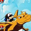 Bay lượn cùng Pokemon