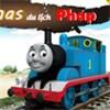 Thomas du lịch Pháp
