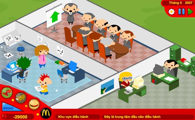 Nhà hàng McDonalds