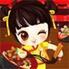 Thi ăn mỳ Hàn