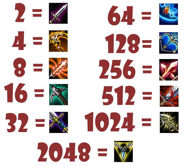 2048 LOL