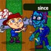 Đánh máy diệt Zombie