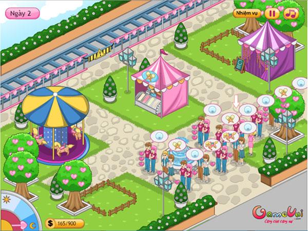 Công viên GameVui
