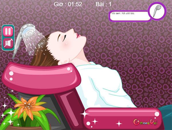 Chuyên gia làm tóc
