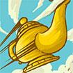Thần đèn bay lượn