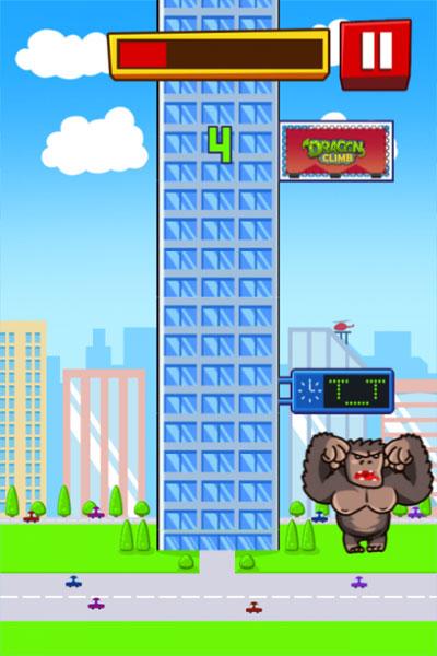 Chơi game King Kong