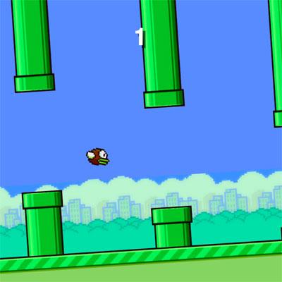 Chơi game Flappy Bird 2
