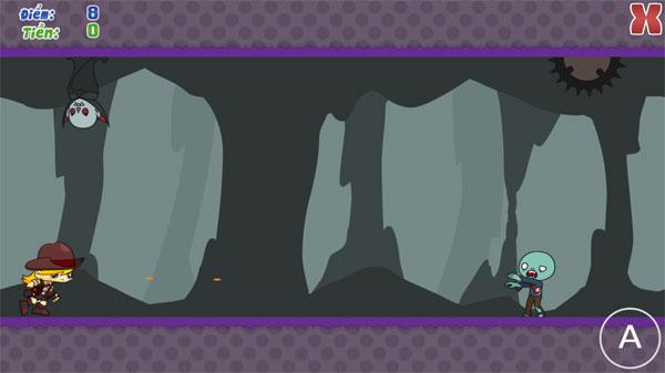 Màn hình chơi game Thợ săn quái vật 2