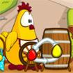 Gà bắn trứng