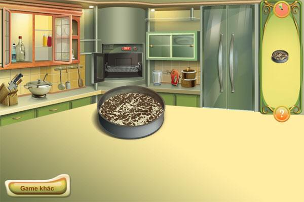 Nướng bánh pho mát Marble