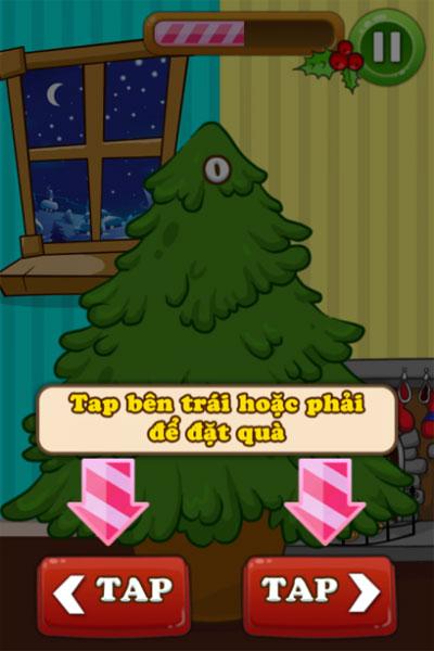 Cách chơi Tặng quà giáng  sinh