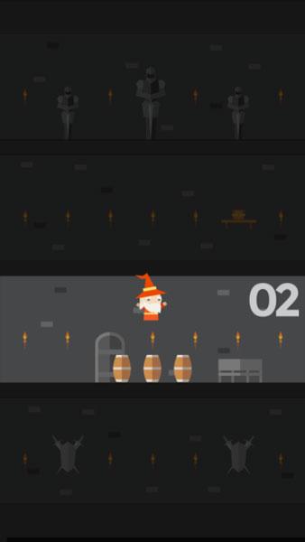 Màn hình chơi game Thám hiểm ngục tối