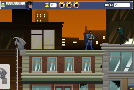 Batman người hùng bóng đêm