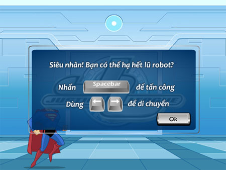 Siêu nhân diệt robot