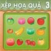Xếp hoa quả 3