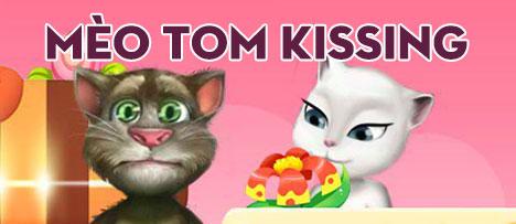 Mèo Tom kissing 2