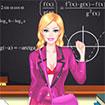 Barbie đến trường