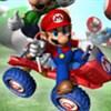 Mario lái xe tải