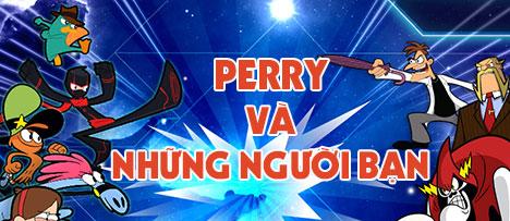 Perry và những người bạn