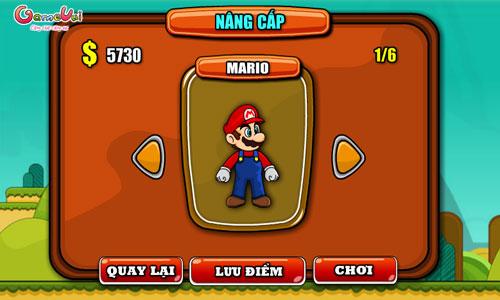 Cú nhảy của Mario