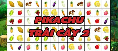 Pikachu trái cây 2