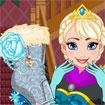 Elsa thiết kế giày