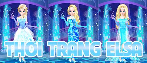 Thời trang Elsa