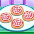 Làm bánh quy đường