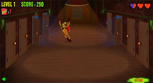Scooby Doo: Hành lang đáng sợ
