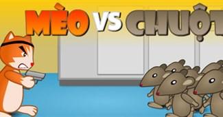 Mèo vs Chuột
