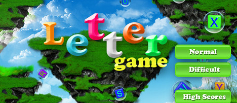 Letters game