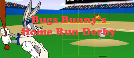 Bugs Bunny's Home Run Derby