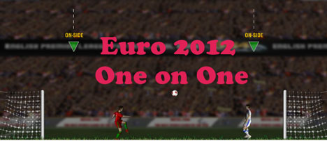 Euro 2012 One on One