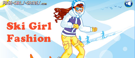 Ski Girl Fashion