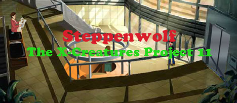 Steppenwolf: The X-Creatures Project 11